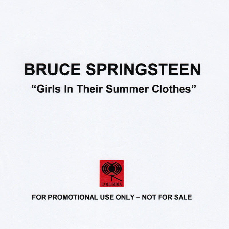 Bruce Springsteen -- Girls in Their Summer Clothes