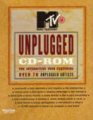 Various artists -- MTV UnPlugged CD-ROM: The Interactive Tour Featuring Over 70 Unplugged Artists (cover art)