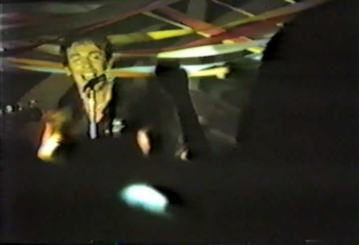 Bruce Springsteen and Southside Johnny performing HAVING A PARTY during the 15 Aug 1982 at The Stone Pony, Asbury Park, NJ (from audience shot video)