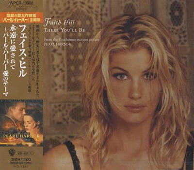 Faith Hill -- There You'll Be