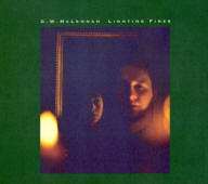 G.W. McLennan -- Lighting Fires (EP cover art)