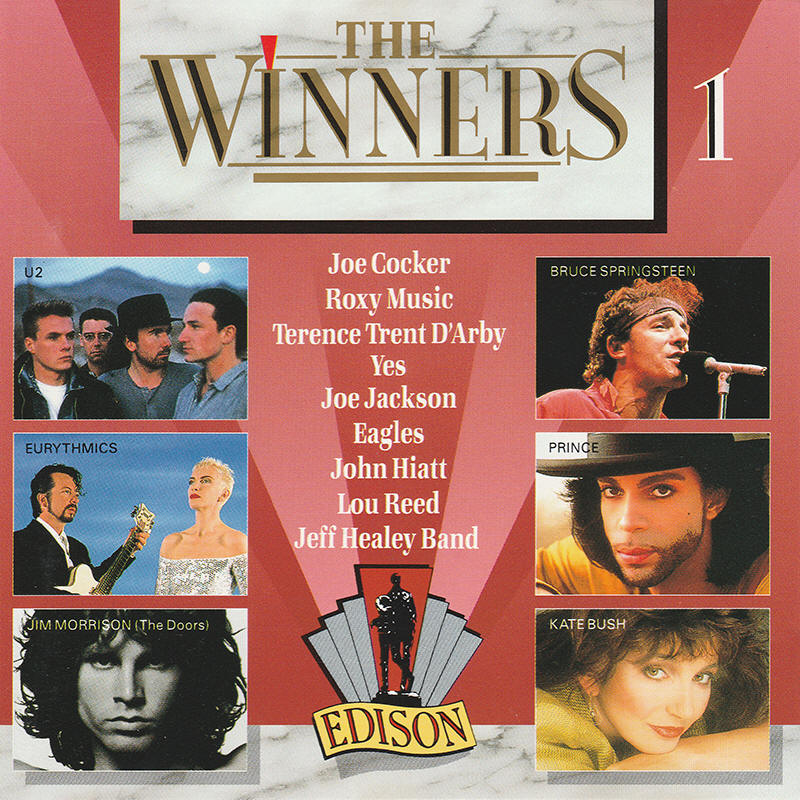 Various artists -- The Winners 1