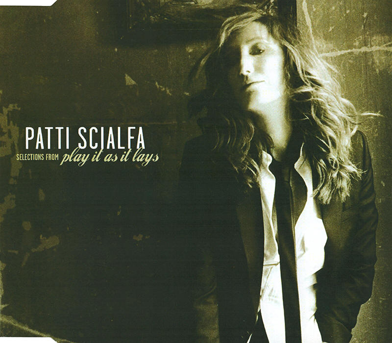 "Patti Scialfa -- Selections From ""Play It As It Lays"""