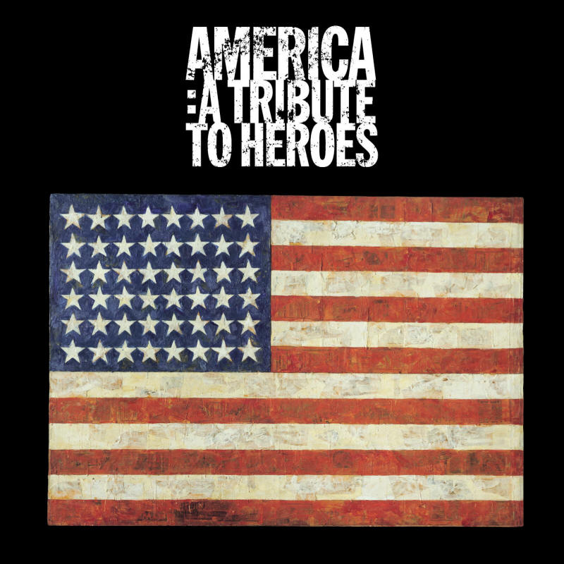 Various artists -- America: A Tribute To Heroes