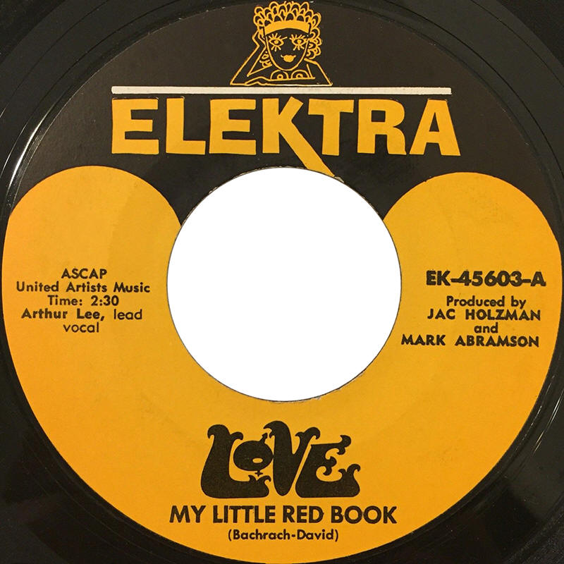"Love -- ""My Little Red Book / A Message To Pretty"""