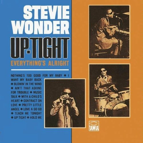 Stevie Wonder -- Up-Tight (Everything's Alright)