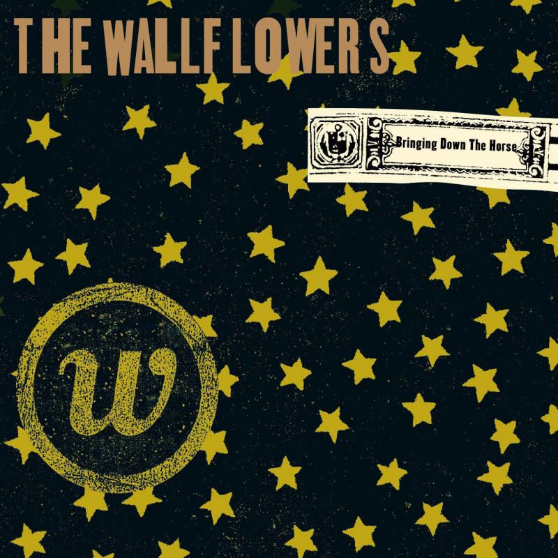 The Wallflowers -- Bringing Down The Horse (album cover art)
