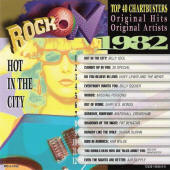 Various artists -- Rock On 1982: Hot In The City