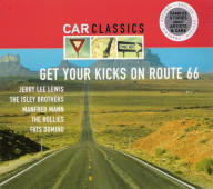 Various artists -- Car Classics: Get Your Kicks On Route 66