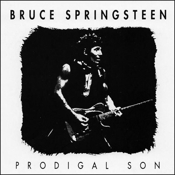 Bruce Springsteen -- Prodigal Son (album cover art)
