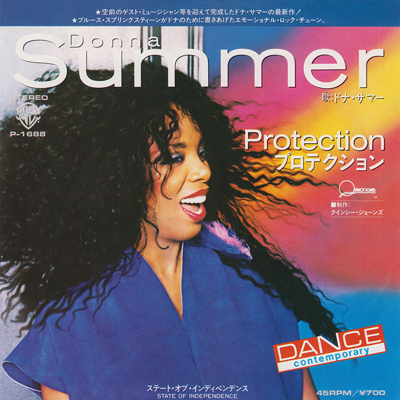 Donna Summer -- Protection