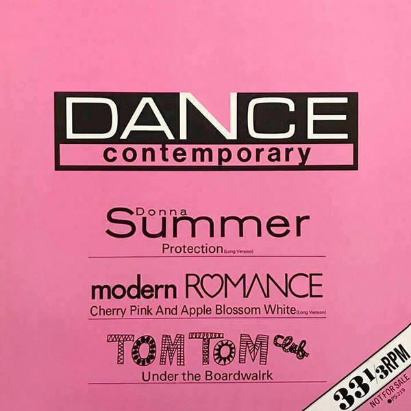 Various artists -- Dance Contemporary