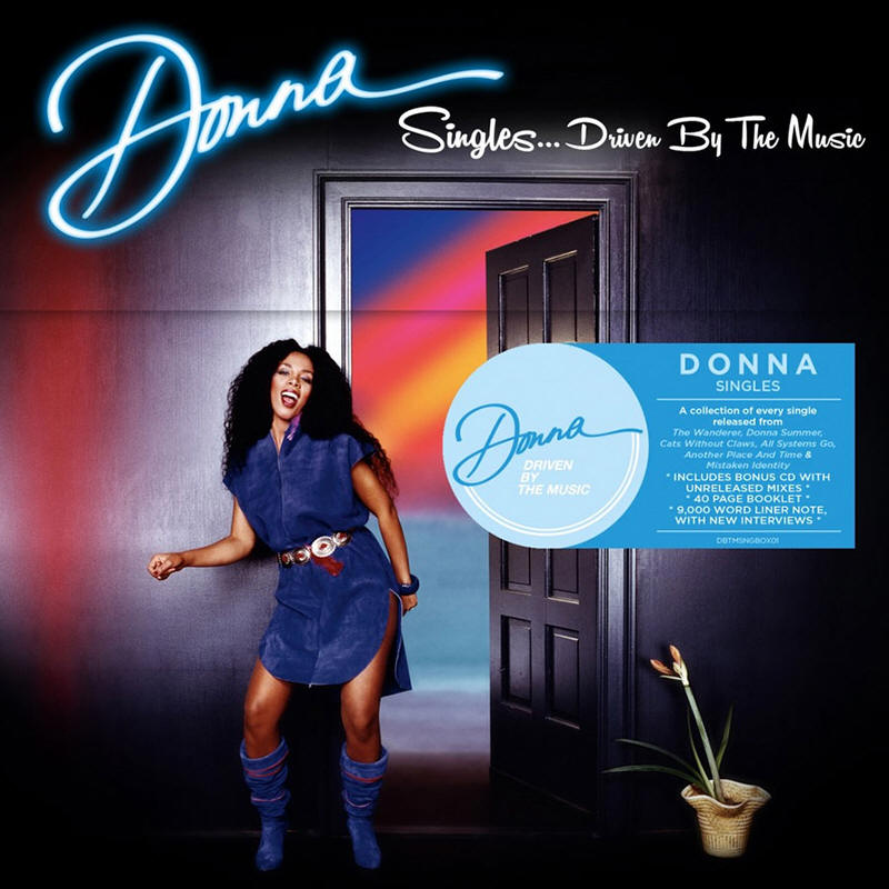 Donna Summer -- Singles... Driven By The Music