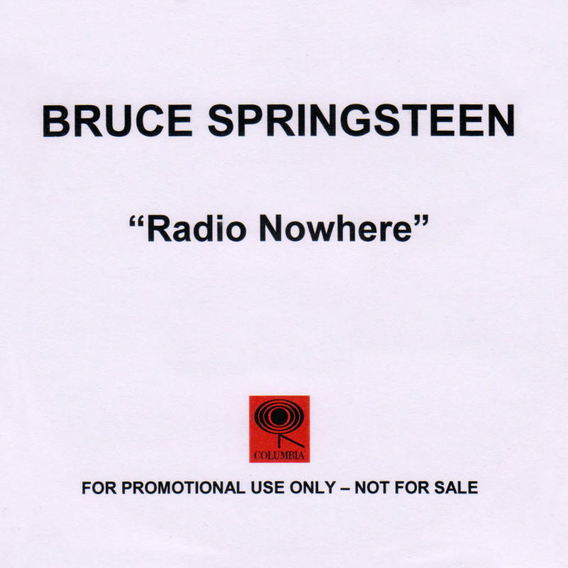 Bruce Springsteen -- Radio Nowhere