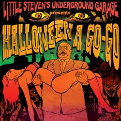 Various artists -- Halloween A Go-Go