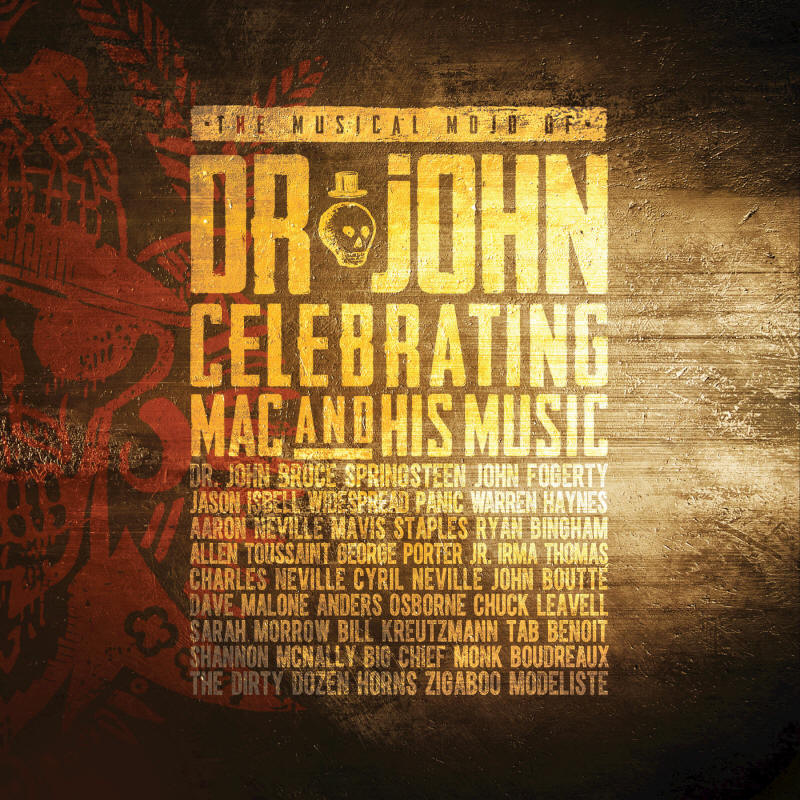 Various artists -- The Musical Mojo Of Dr. John: Celebrating Mac & His Music