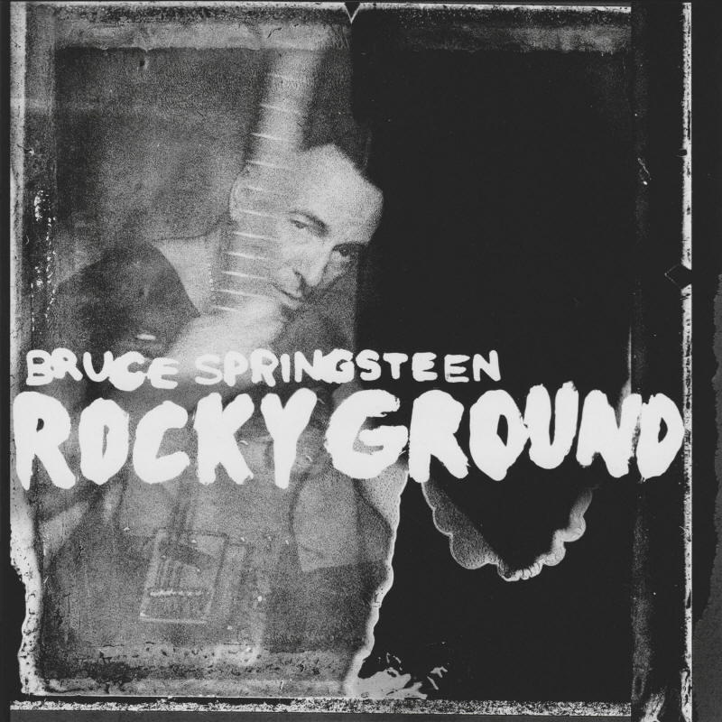 Bruce Springsteen -- Rocky Ground (single, front sleeve)