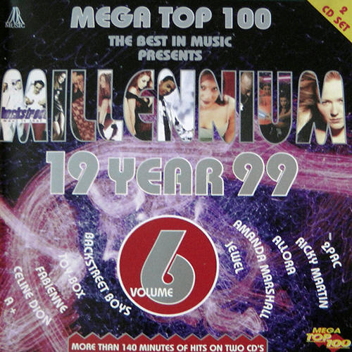 Various artists -- Millennium - 19 Year 1999 - Volume 6