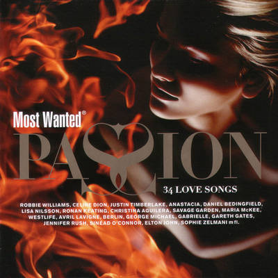Various artists -- Most Wanted Passion