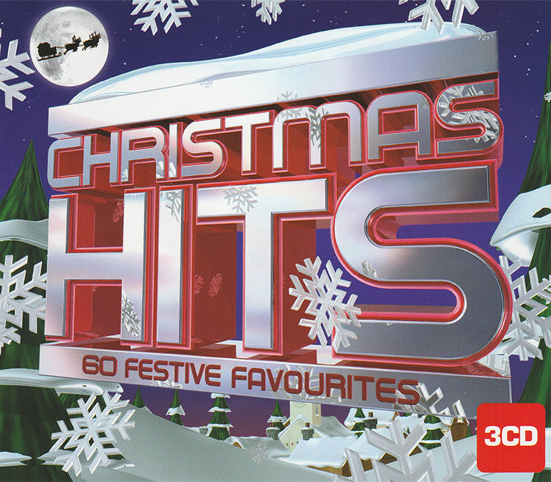 Various artists -- Christmas Hits: 60 Festive Favourites