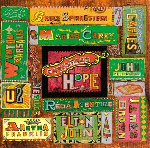 Various artists -- Christmas Of Hope