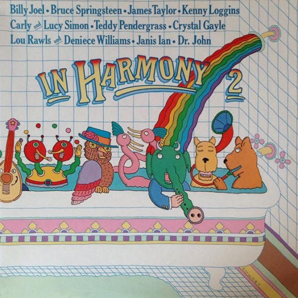 Various artists -- In Harmony 2