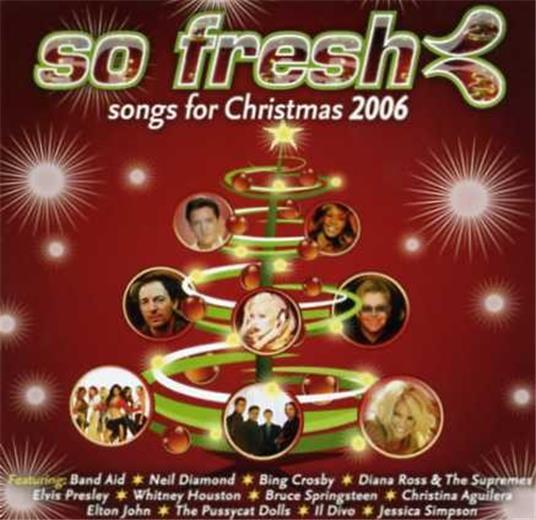 Various artists -- So Fresh: Songs For Christmas 2006