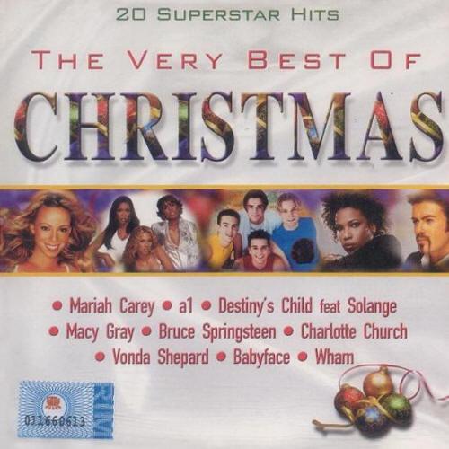 Various artists -- The Very Best Of Christmas