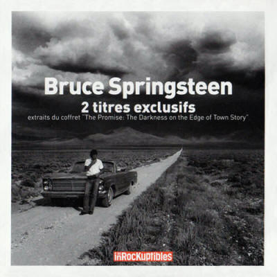 Bruce Springsteen -- 2 Titres Exclusifs (France single, front)