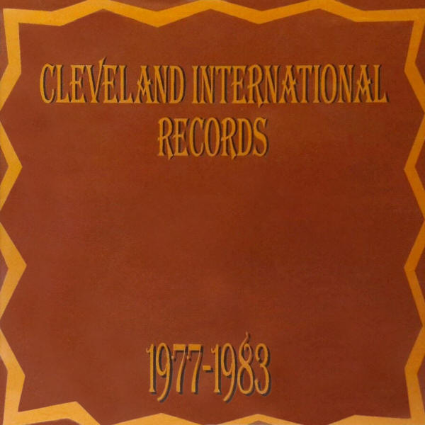 Various artists -- Cleveland International Records 1977-1983