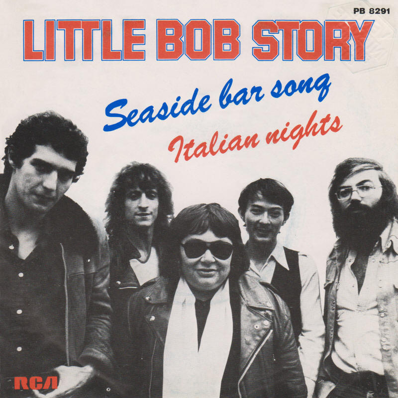 "Little Bob Story -- ""Seaside Bar Song / Italian Nights"""