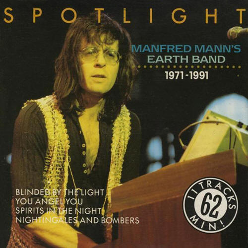 Manfred Mann's Earth Band -- Spotlight (1971 - 1991)