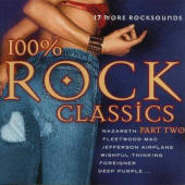 Various artists -- 100% Rock Classics Part Two