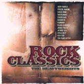 Various artists -- Rock Classics: The Heavyweights