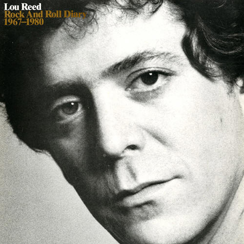 Lou Reed -- Rock And Roll Diary 1967-1980