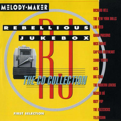 Various artists -- Rebellious Jukebox: The CD Collection