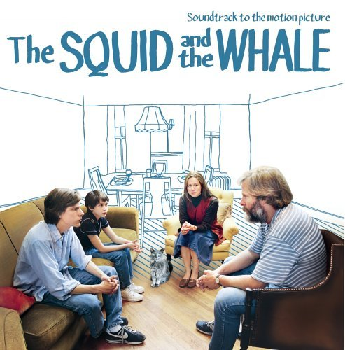 Various artists -- The Squid and the Whale