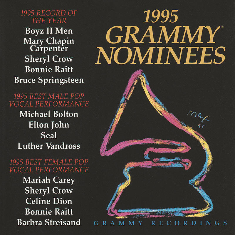 Various artists -- 1995 Grammy Nominees