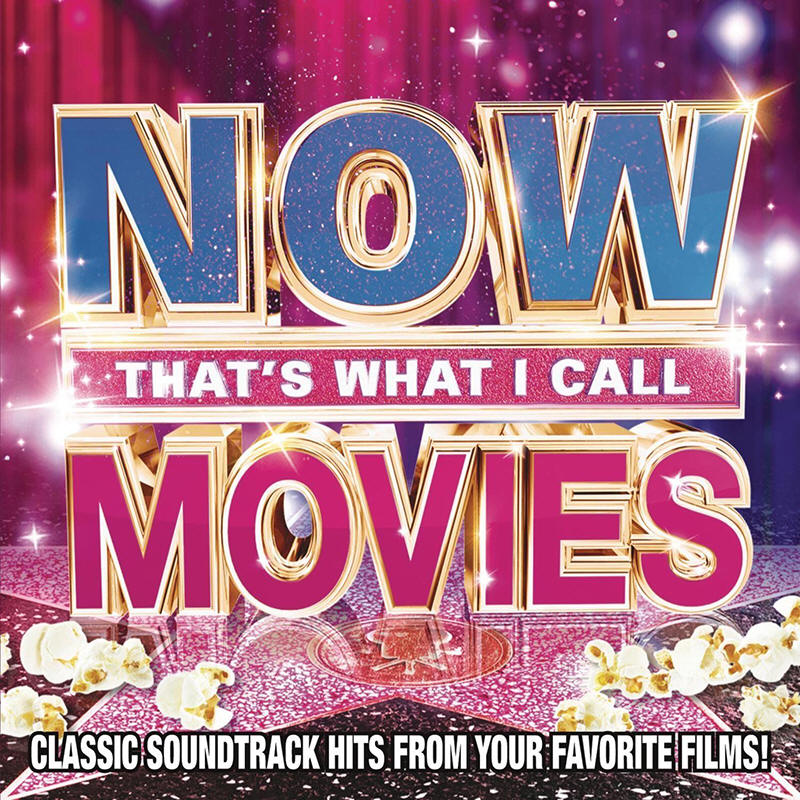 Various artists -- Now That's What I Call Movies