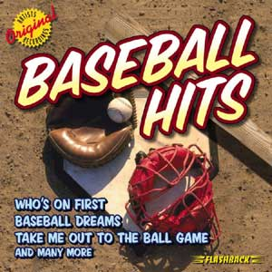Various artists -- Baseball's Hits