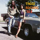 Various artists -- Those Rocking '70s (album cover art)