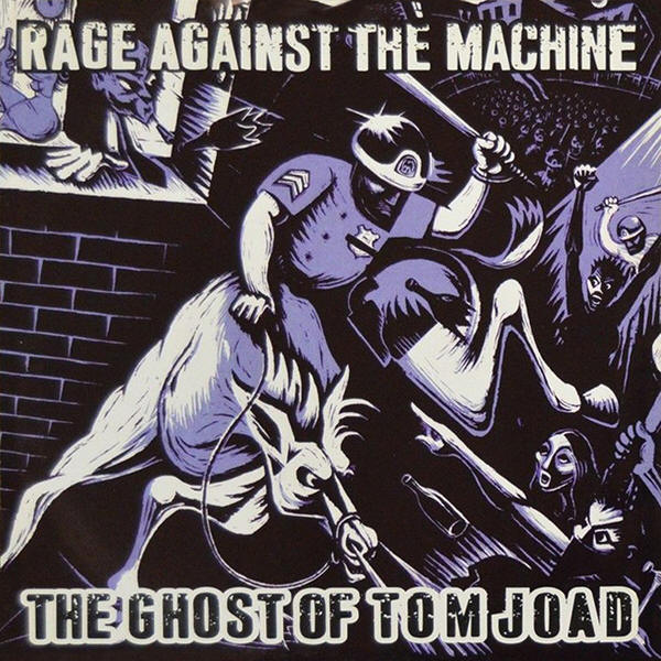 Rage Against The Machine -- The Ghost Of Tom Joad
