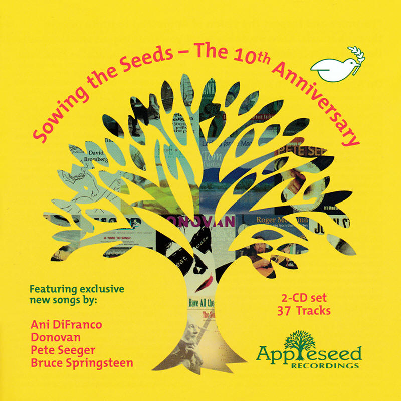 Various artists -- Sowing The Seeds: The 10th Anniversary