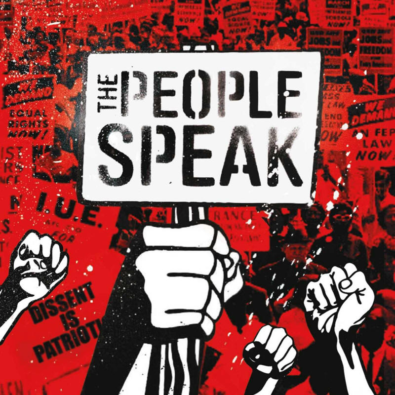 Various artists -- The People Speak