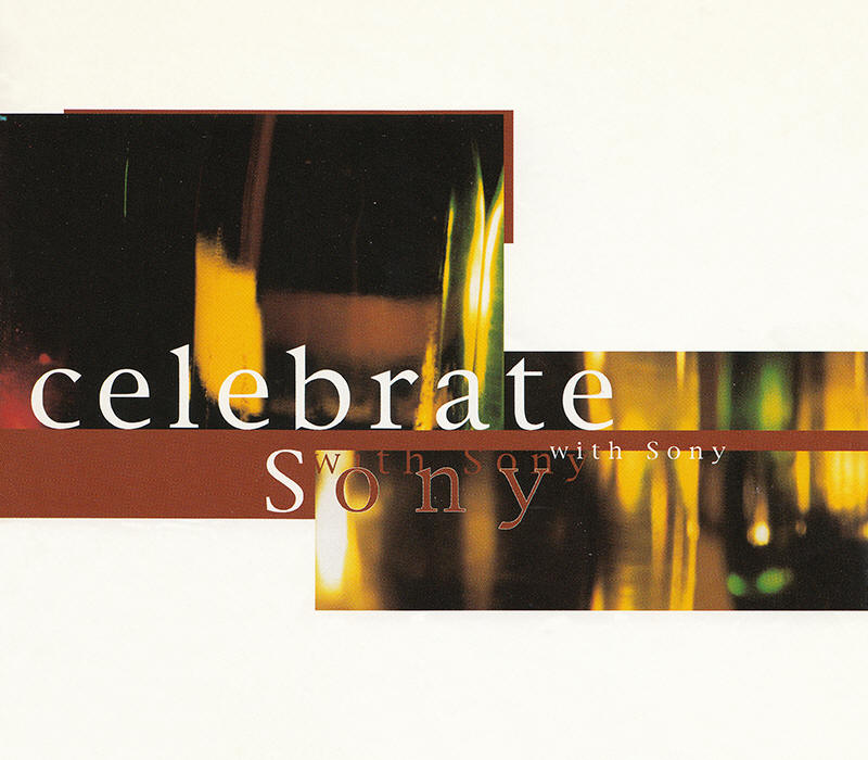Various artists -- Celebrate With Sony