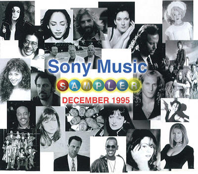 Various artists -- Sony Music Sampler December 1995