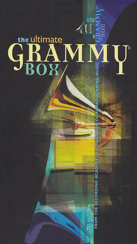 Various artists -- The Ultimate Grammy Box