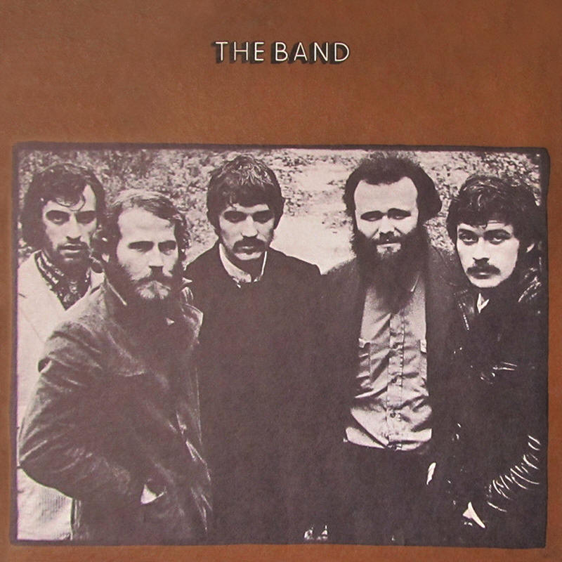 The Band -- The Band