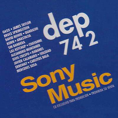 Various artists -- Dep 742 Sony Music