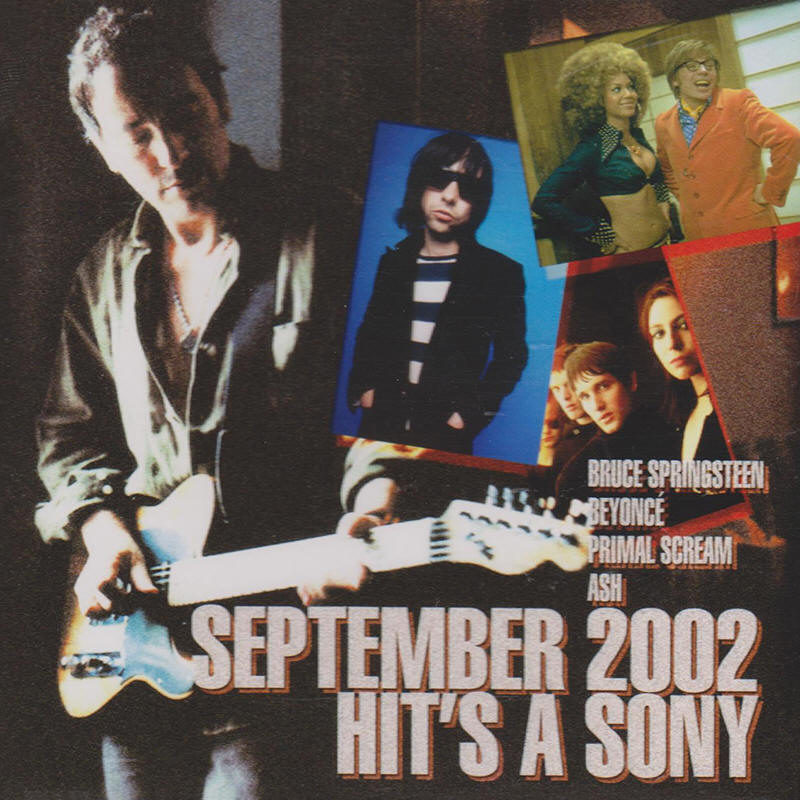 Various artists -- Hit's A Sony 2002 September